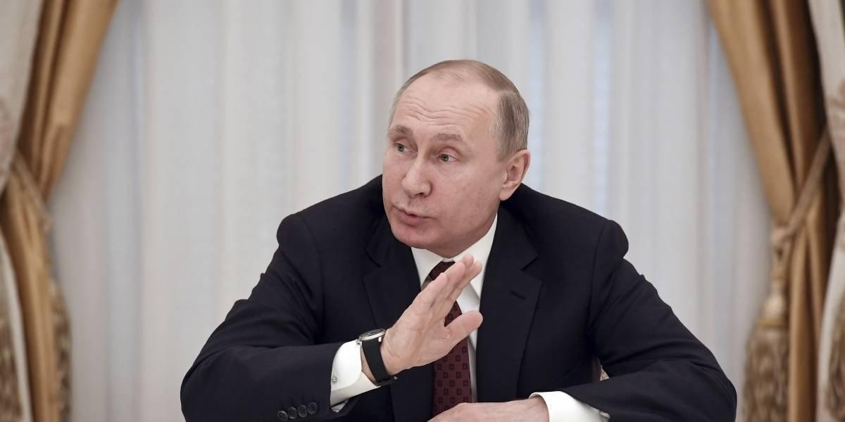 """Rusia prepara """"dura respuesta"""" ante el mayor golpe a las redes de inteligencia rusa"""