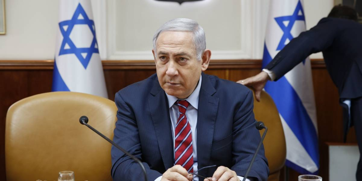 Hospitalizan de emergencia a Benjamín Netanyahu, primer ministro de Israel