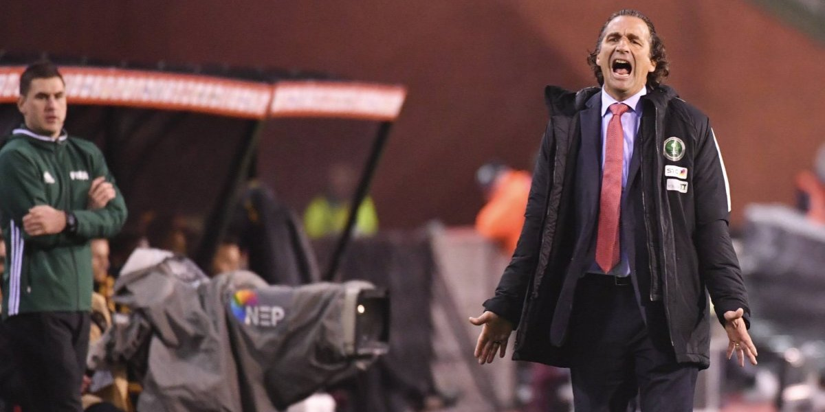 La Arabia de Pizzi recibió una lección de fútbol ante la poderosa Bélgica