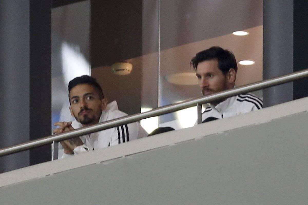 La Pulga hizo falta en Madrid / imagen: AP