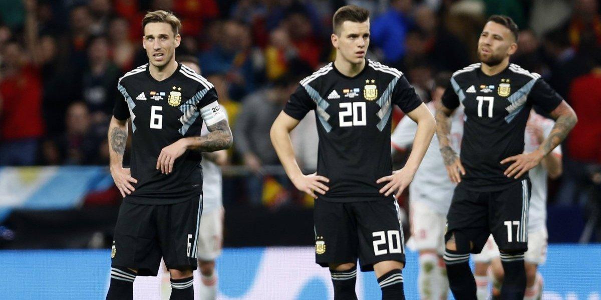 """El directo mensaje de Diego Costa: """"Esto les pasó para que sepan que a Messi no se le critica"""""""