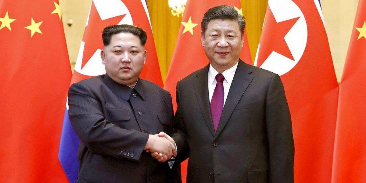 ¿Nace una alianza? Xi Jinping y Kim Jong-un se reunieron en China