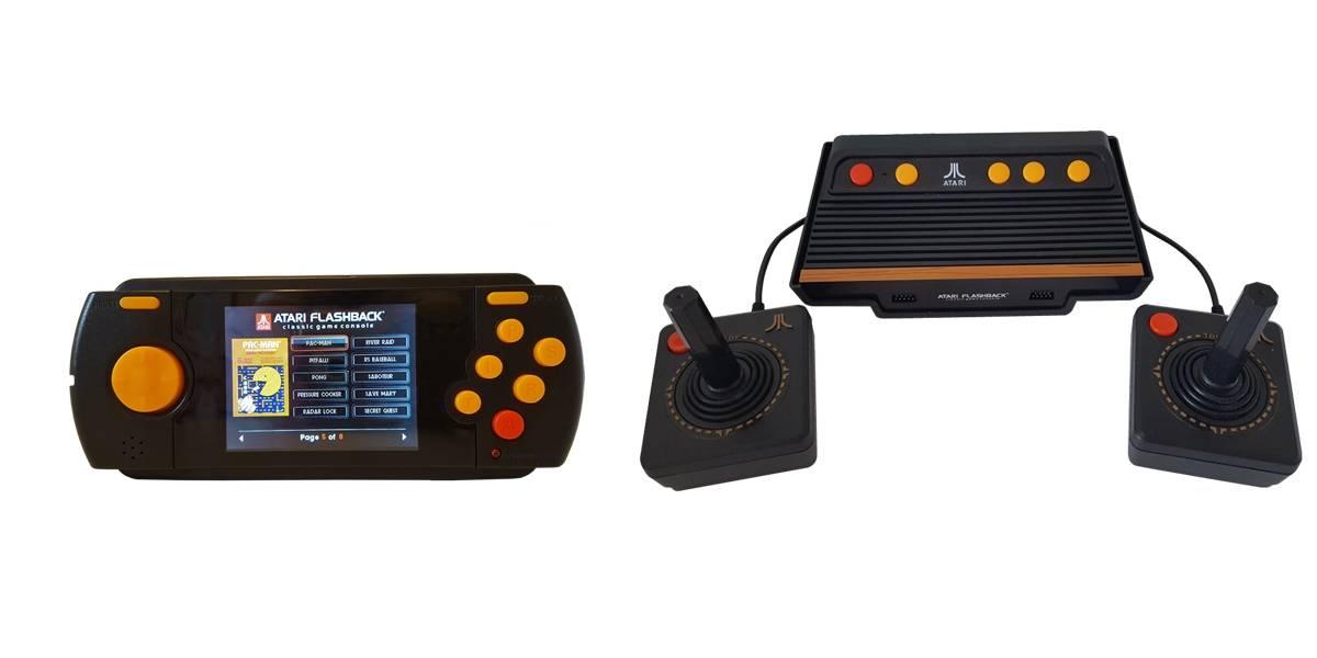 Pitfall e River Raid estão de volta ao Atari