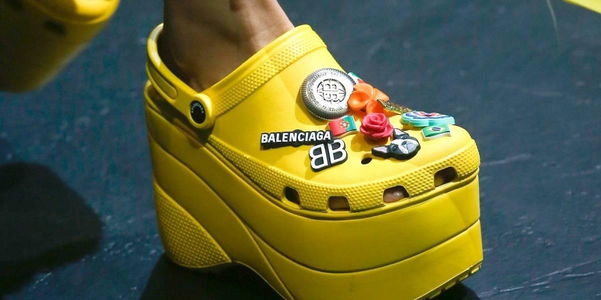 """Moda: Estos son los zapatos """"feos"""" que los diseñadores quieren que te pongas"""