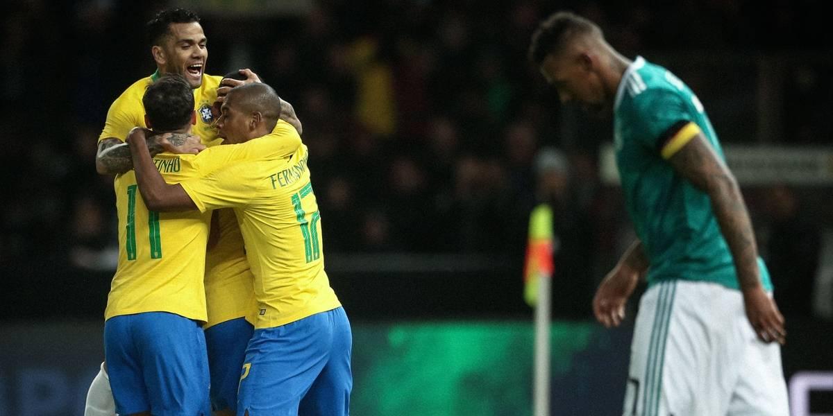Como a Seleção do Brasil derrotou a campeã do mundo Alemanha