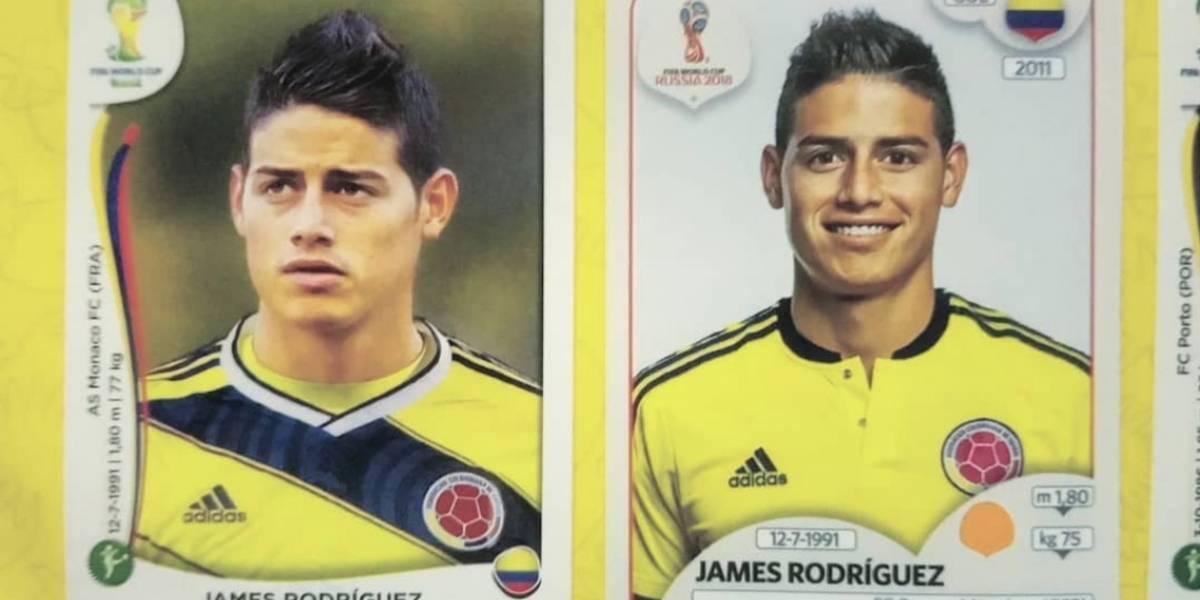 Gracioso meme de James Rodríguez genera reacciones en redes sociales