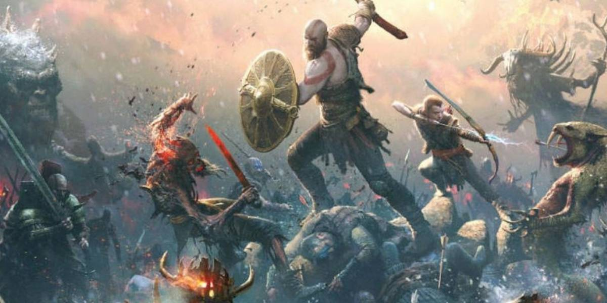 God of War evoluciona para mostrar la madurez de Kratos