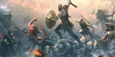 God of War evoluciona para mostrar la madurez de Kratos