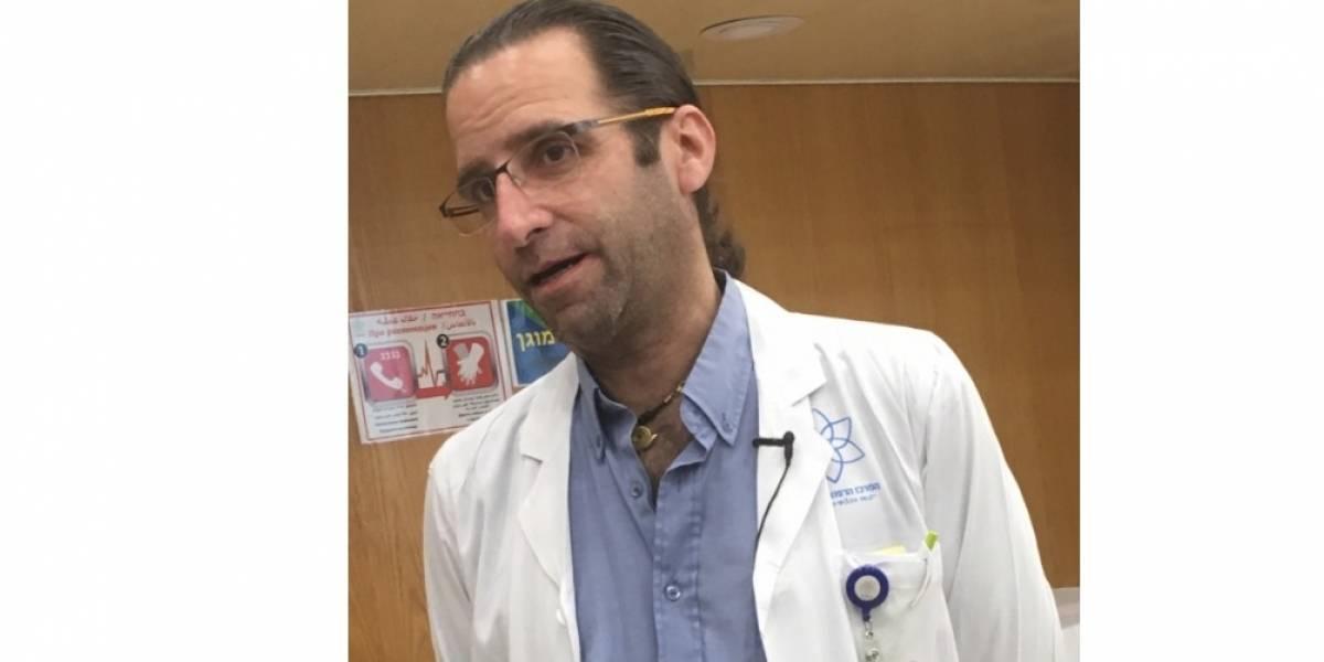 Desde Israel, médico mexicano atiende a heridos de la guerra en Siria