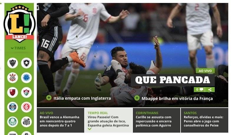 Lance-Brasil
