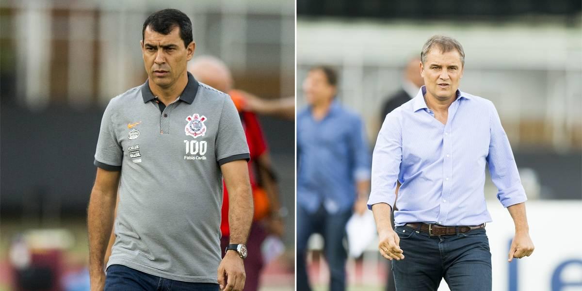 FPF confirma datas das finais entre Palmeiras e Corinthians