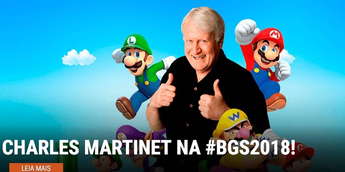 Mario: dos games para o Brasil