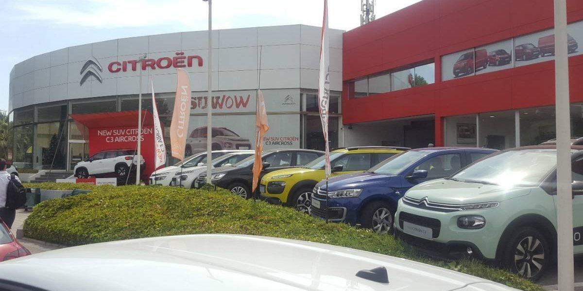 Citroën cambia la cara de sus concesionarios