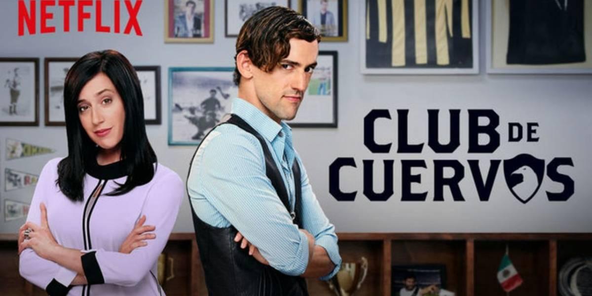 Netflix anuncia la cuarta temporada de Club de Cuervos