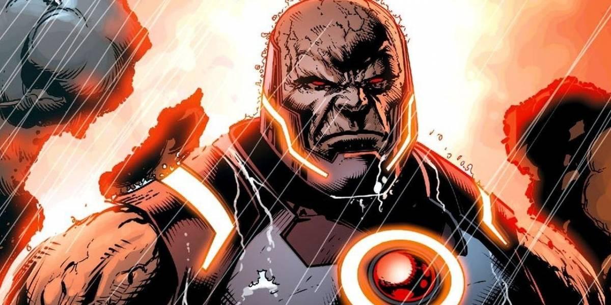 Darkseid pronto se unirá a la Liga de la Justicia