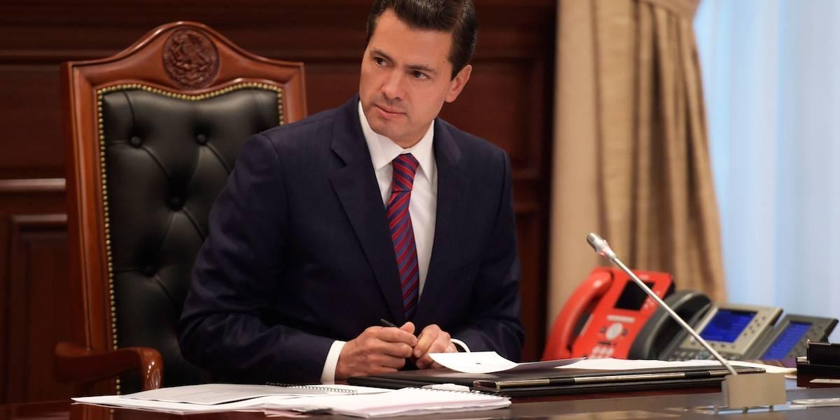 Peña Nieto se reúne con la encargada de seguridad de EU, Kristjen Nielsen