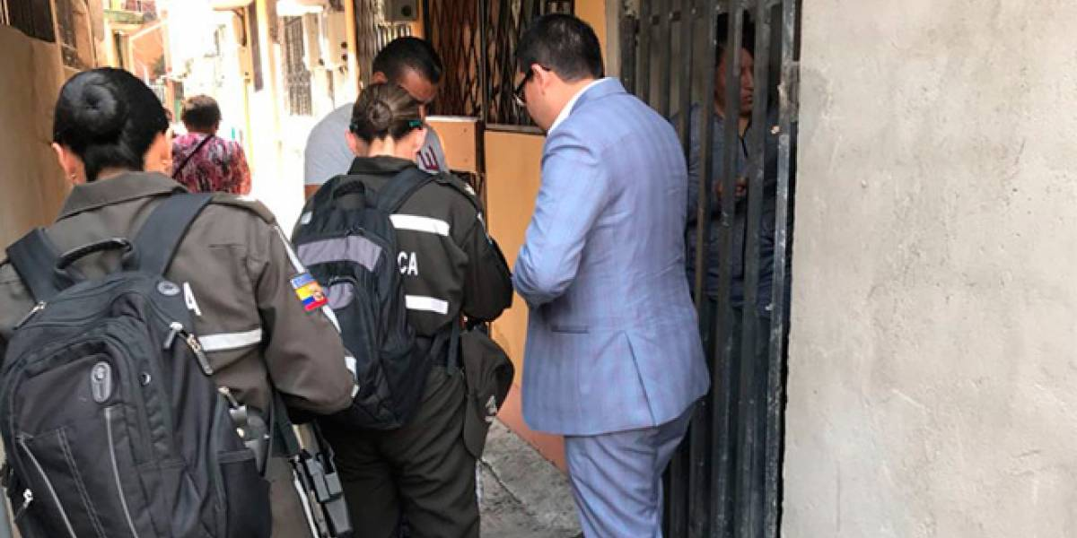 Tres detenidos por presunta estafa masiva en Quito