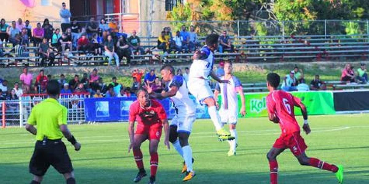Fútbol de RD: Amistosos un paso hacia el reto real