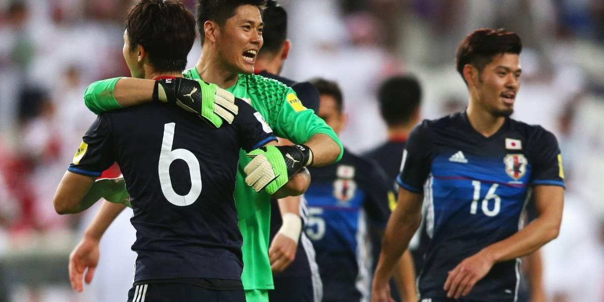 Japón frente a Ucrania, duelo de selecciones golpeadas
