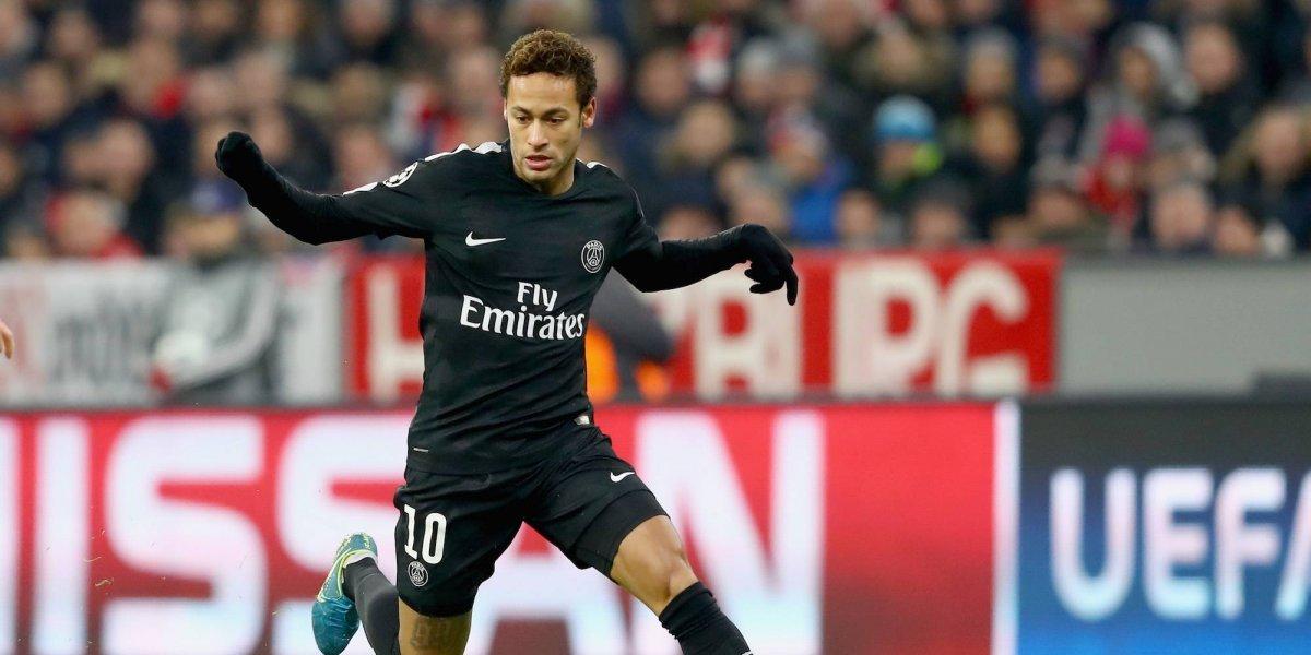 Neymar quiere a Luis Enrique en el PSG