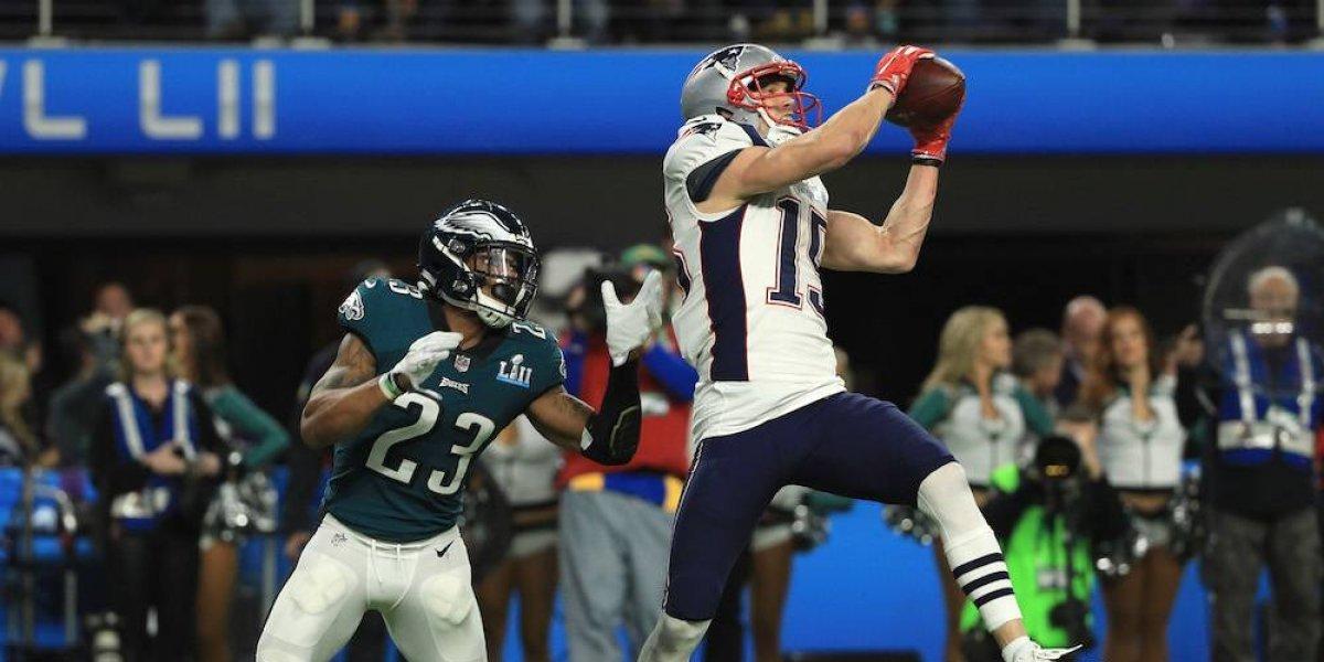 NFL simplifica la regla de recepción