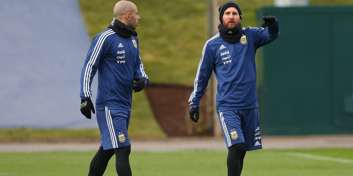 Lionel Messi no jugará amistoso de Argentina ante España