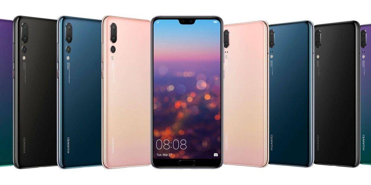 Ya es oficial: Estos son los nuevos Huawei P20, P20 Lite y P20 Pro