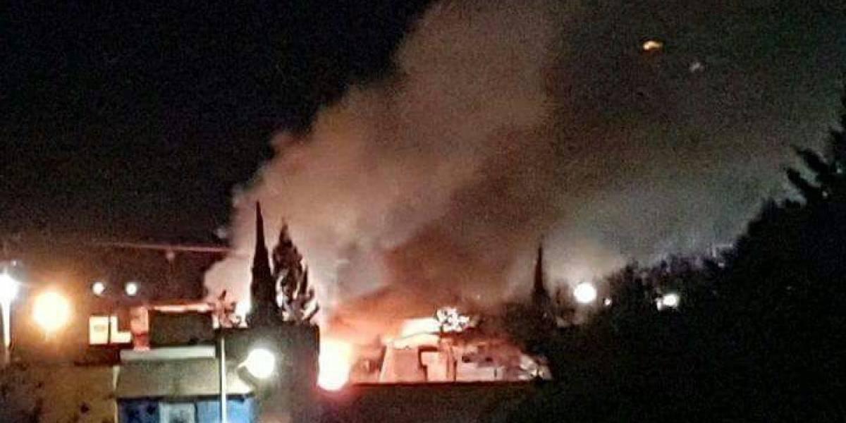 Autoridades de Nochixtlán responsabilizan a COVIC de incendiar de DIF municipal