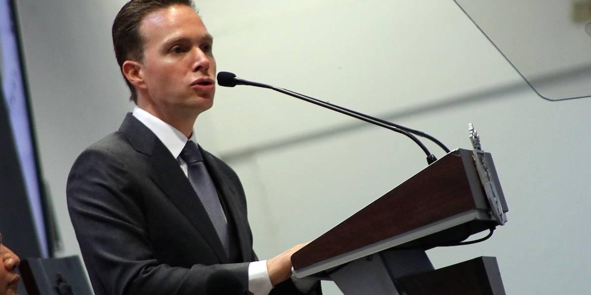 Mensaje sobre el Quinto Informe de Gobierno de Manuel Velasco Coello