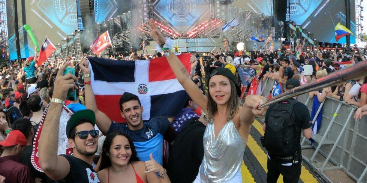 """""""Ultra Music Festival"""", disfrutado por dominicanos en Miami"""