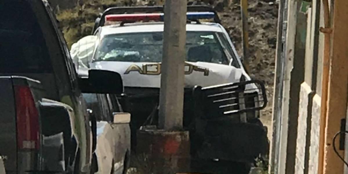 Lesionan a dos policías tras balacera en Jalostotitlán