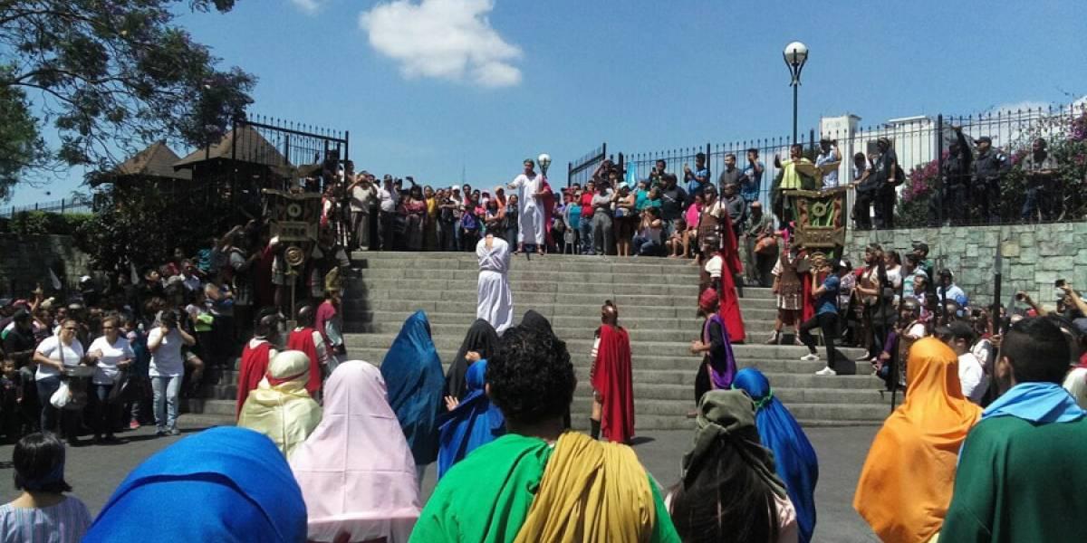 """""""Jesús de Nazareth"""" conmoverá nuevamente en el Paseo de la Sexta el Viernes Santo"""