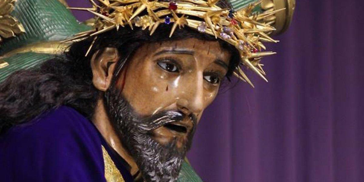 Miércoles Santo de Jesús del Rescate en el Centro Histórico