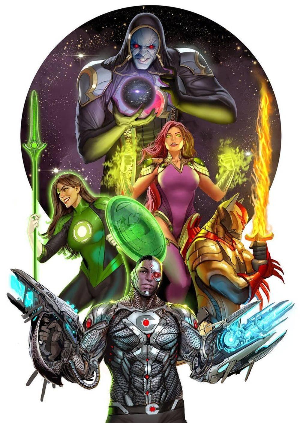 Justice League Odyssey