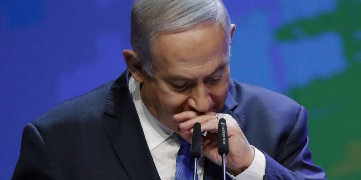 Hospitalizan al primer ministro de Israel, Benjamin Netanyahu