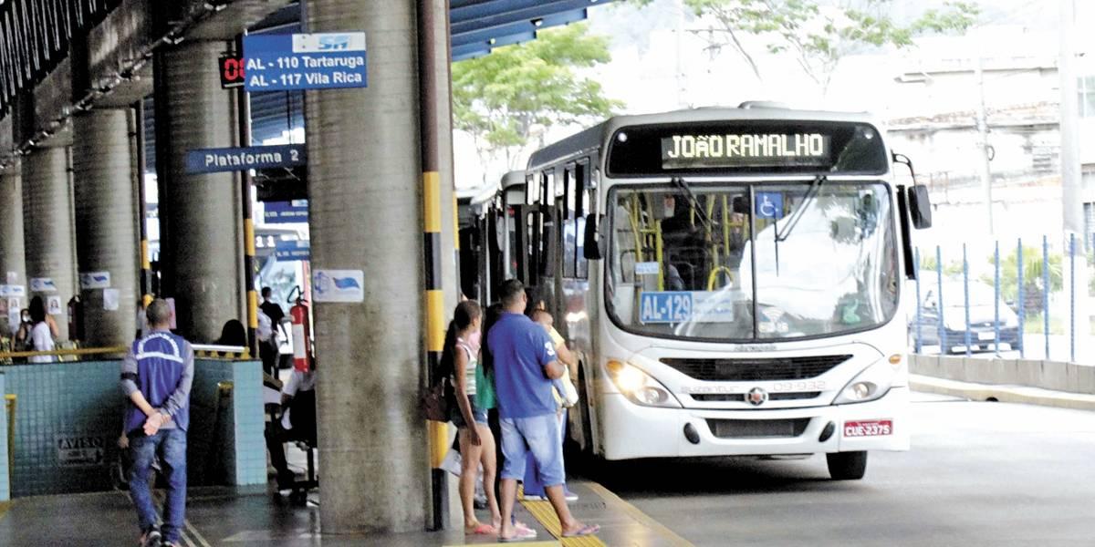 Preço de passagem de ônibus sobe em Santo André, no ABC paulista