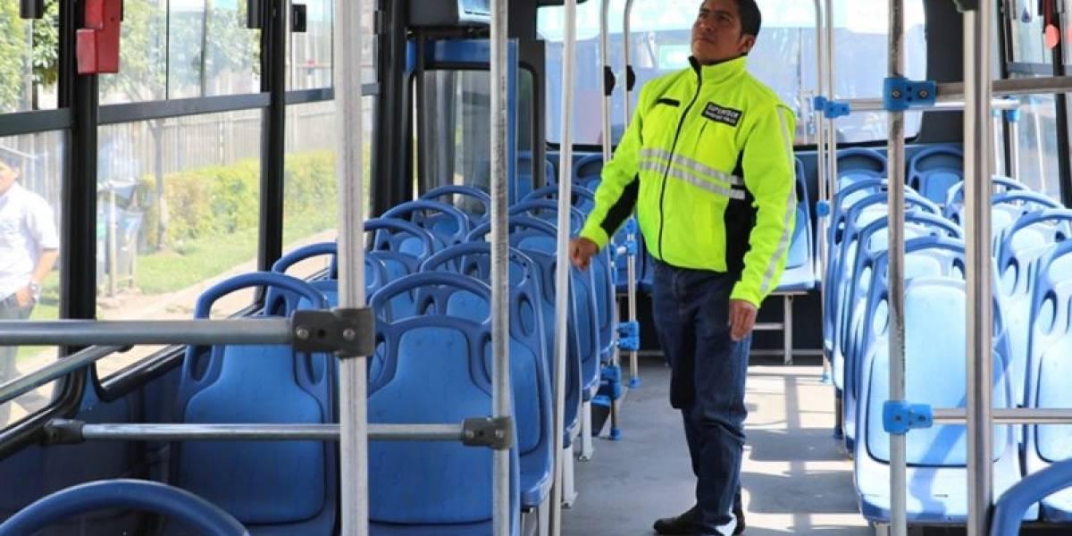 Quito: Operativos de Control del transporte público por feriado de Semana Santa