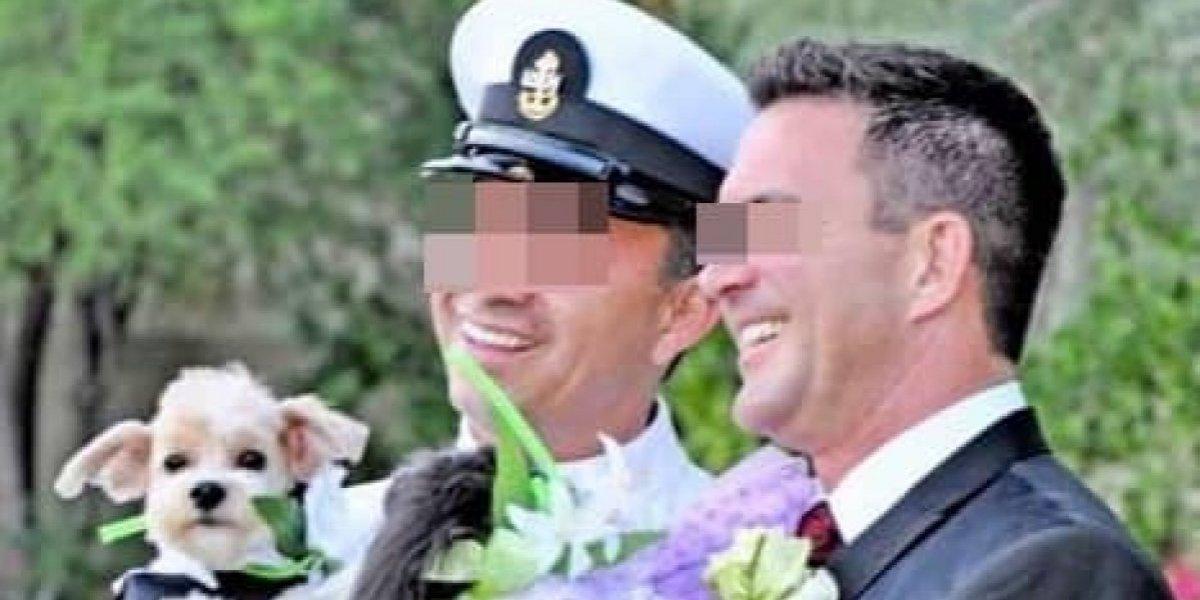 Balean a matrimonio gay de Los Ángeles en Puerto Vallarta