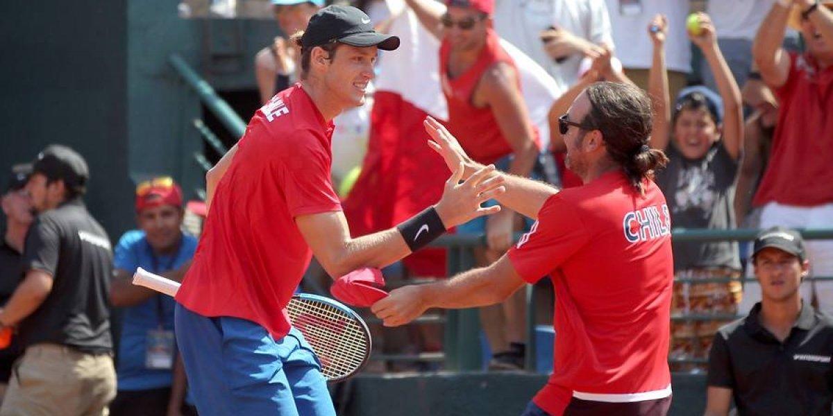 El clásico entre Argentina y Chile por la Copa Davis irá por televisión abierta