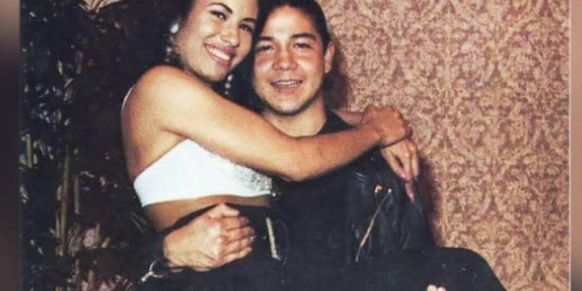 Las fotos nunca antes vistas de la boda de Selena Quintanilla y Chris Pérez