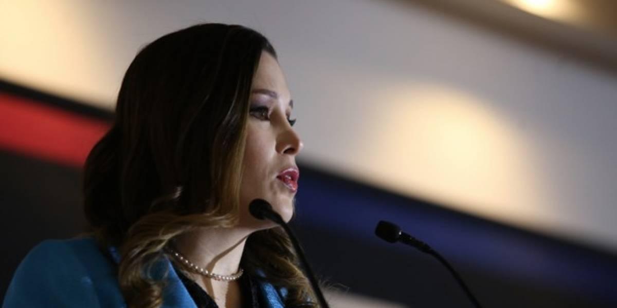 Denuncian a Ximena Puente por usar a personal del INAI como nanas