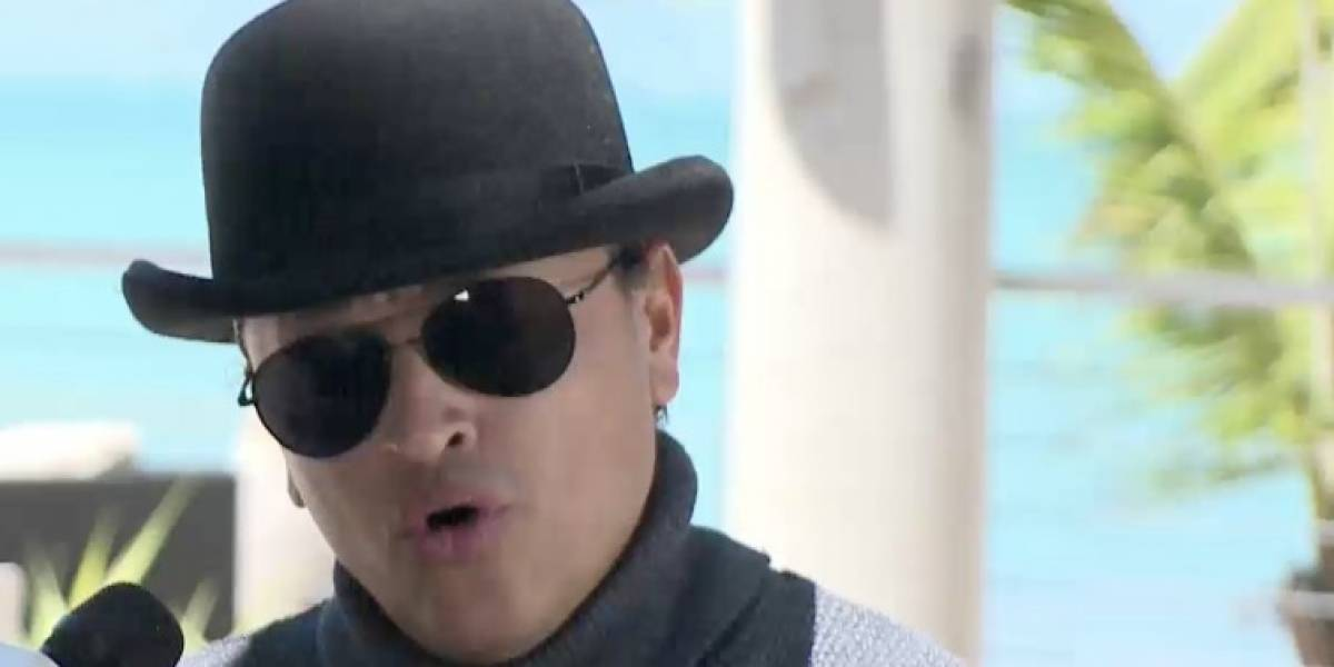 "Elvis Crespo: ""Yo no me amaba"""