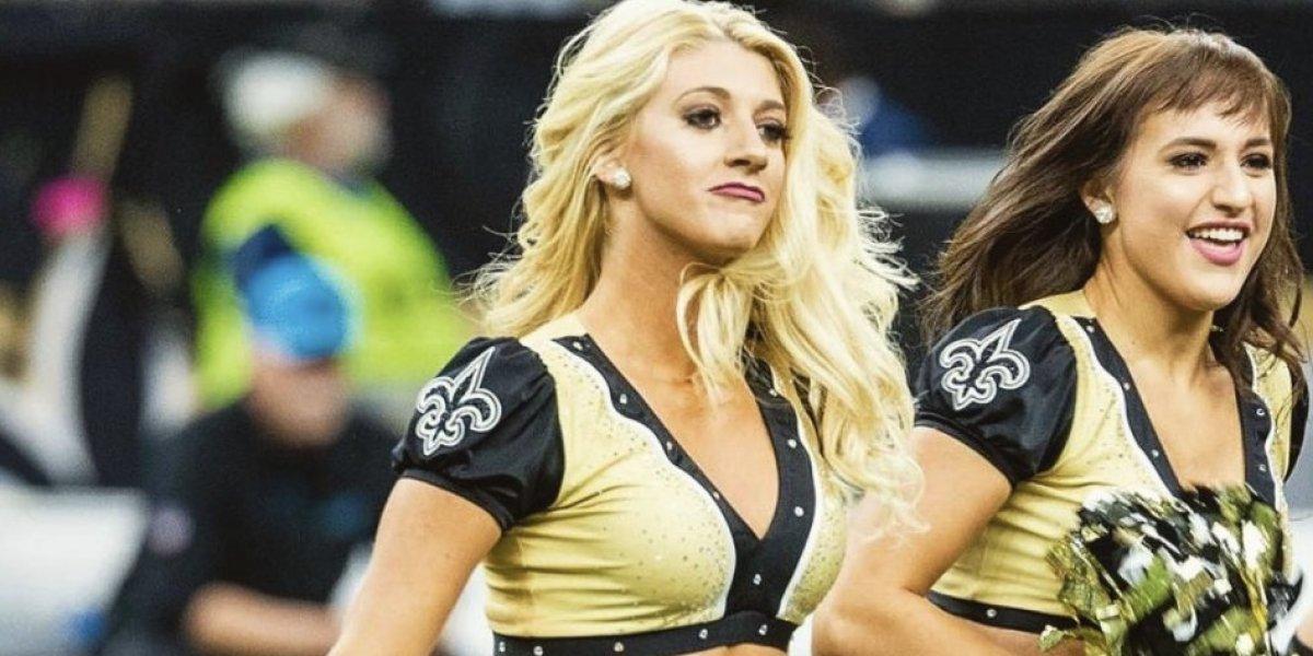 Nueva Orleans despide a porrista por provocativa foto