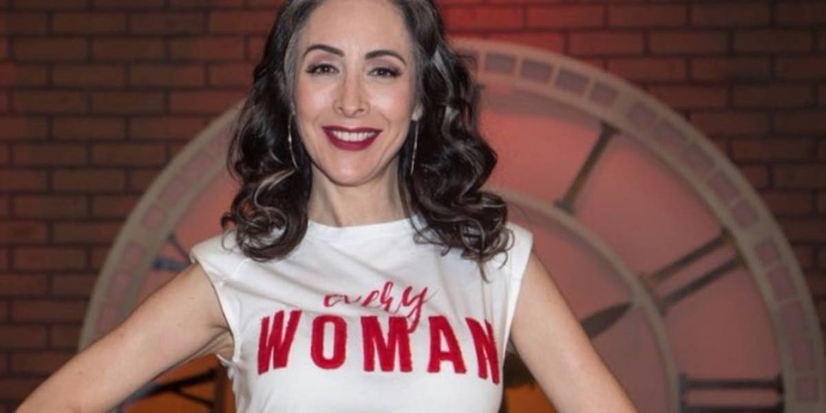 Adriana Lavat comparte video donde muestra su terrible enfermedad