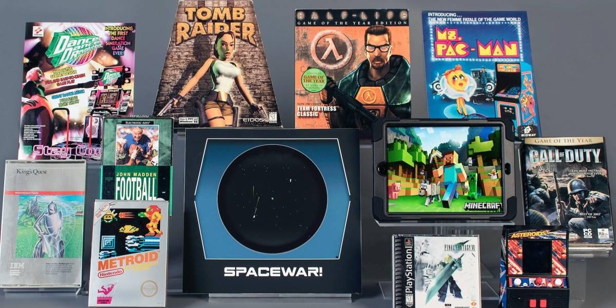 Salón de la Fama de Videojuegos anuncia finalistas de 2018