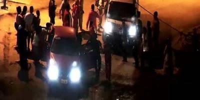 Vehículo atropelló a grupo de personas y dejó 26 heridos