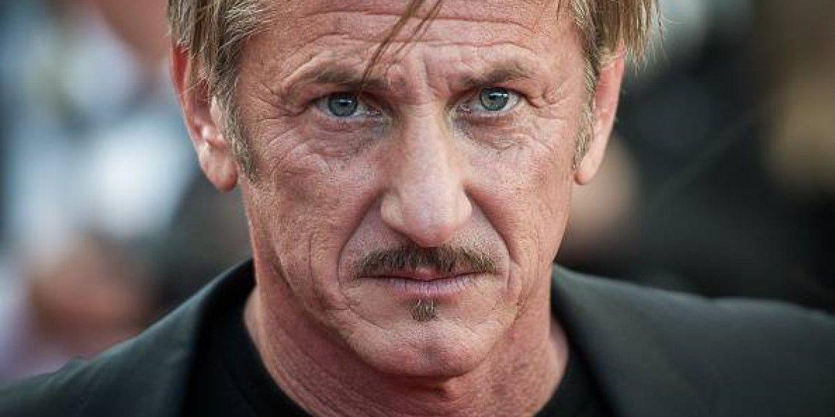 Sean Penn da una polémica entrevista bajo efectos de somníferos