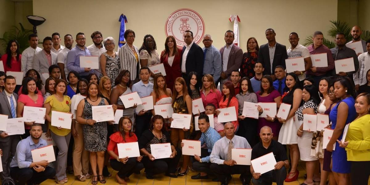 #TeVimosEn: INTEC culmina con éxito Diplomado de Auxiliar de Farmacia