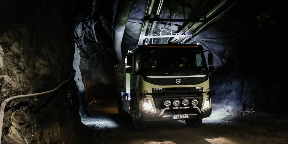 Volvo Camiones sigue por la senda de la automatización
