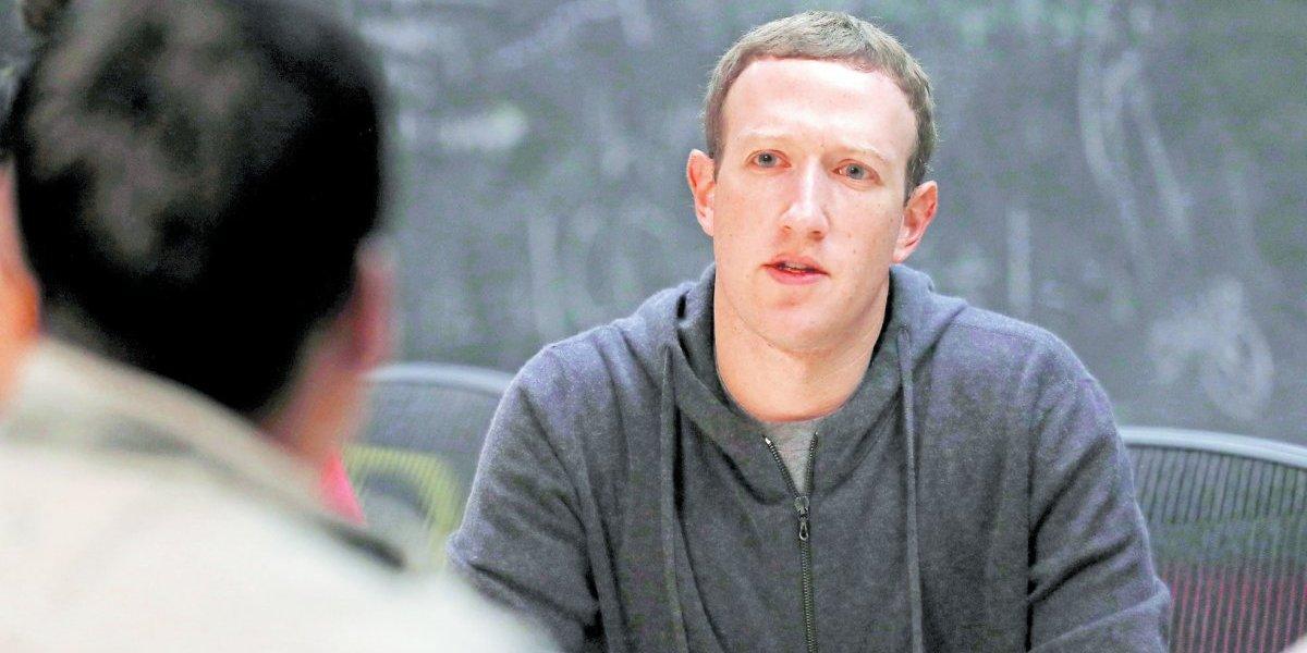 Zuckerberg se niega a comparecer ante el Parlamento británico